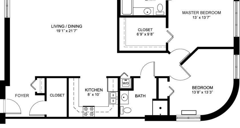 Floor Plan Square Feet Woodbridge