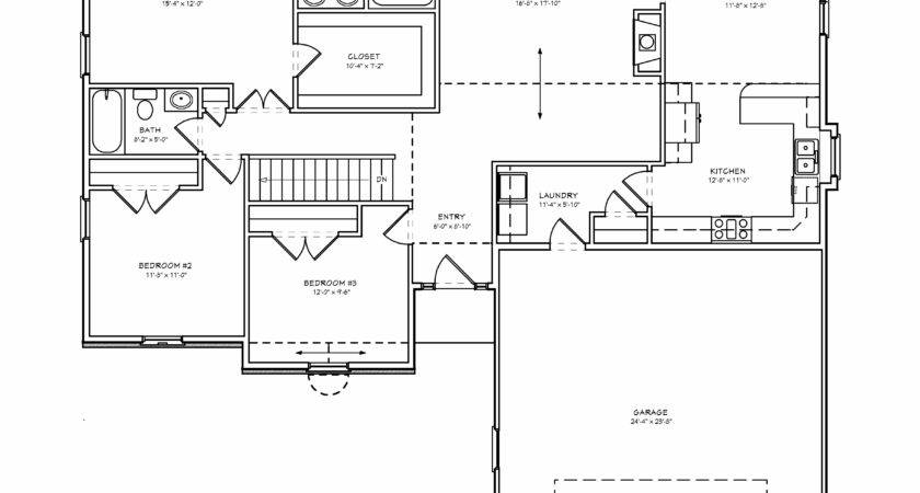 Floor Plans Bedroom House Plan Details