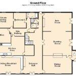 Floor Plans Chateau Sale Dordogne