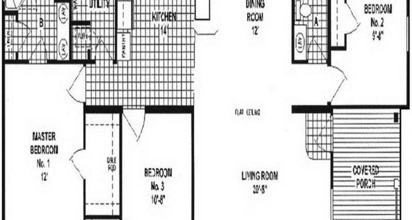 Floor Plans Finish Werks Small Mobile Homes Home