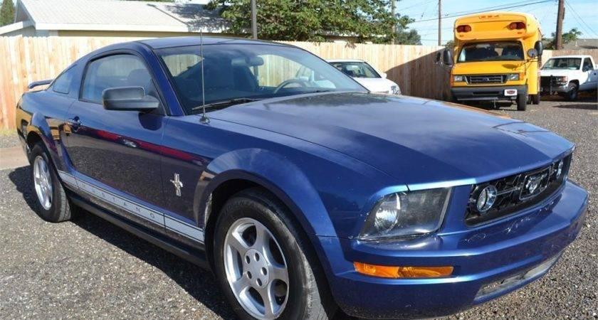 Ford Mustang Coupe Lubbock Carlisle Motors