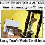 Foreclosure Help Prevention Short Sales Homes Maryland Information