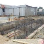 Foundation Steel Work Solid Foundations Begin