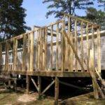 Framing Mobile Home Addition