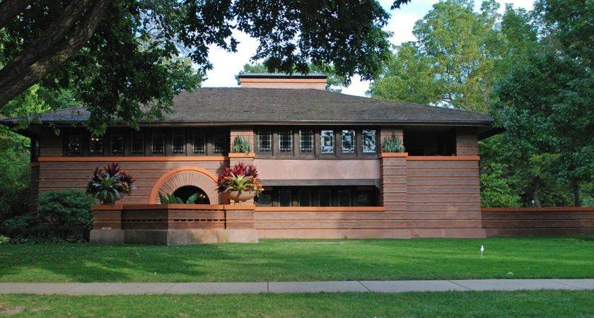 Frank Lloyd Wright Neighborhoods Bus Tours Chicago