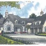 French Country Luxury Home Plans