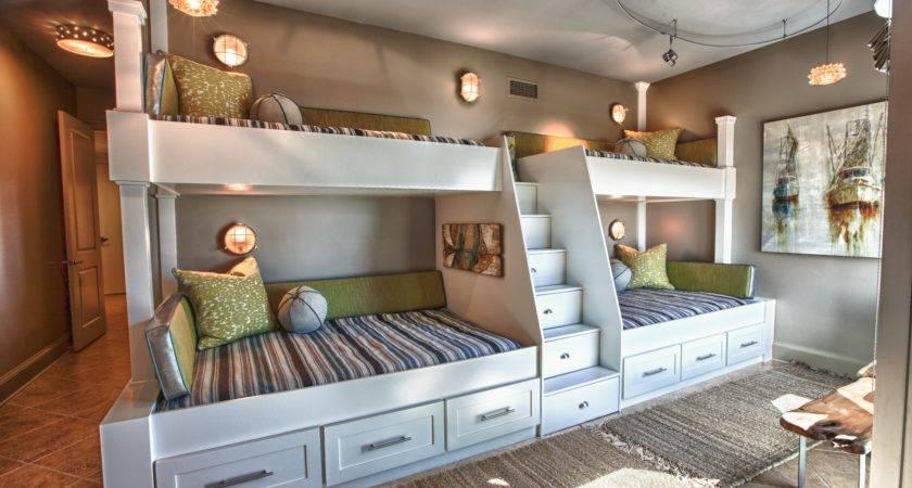 Furniture Modern Small Cool Bunk Bed Ideas Carpet Flooring Gray