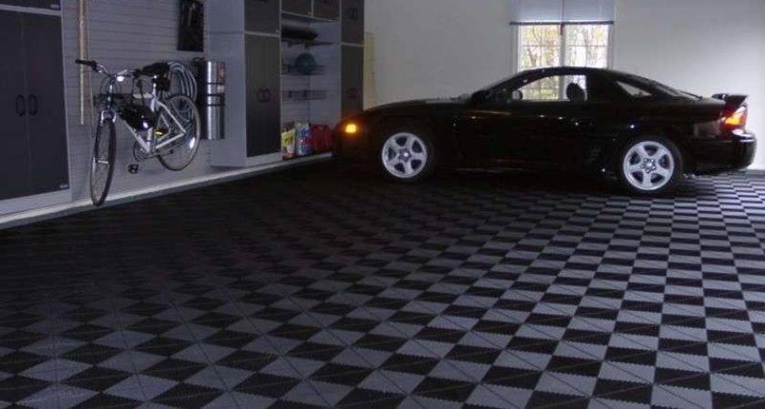 Garage Floor Tiles Offer Great Acadian House Plans