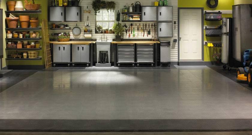 Garage Interior Design Decosee