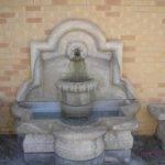Garden Fountain Astounding Outdoor Corner Water Fountains