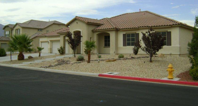 Gated Single Story Luxury Home Acre Rent Las