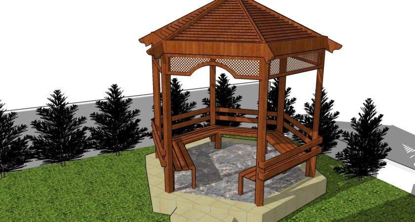 Gazebo Plans Build Building