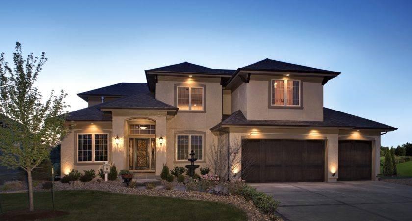 Glamorous Traditional House California Home Design