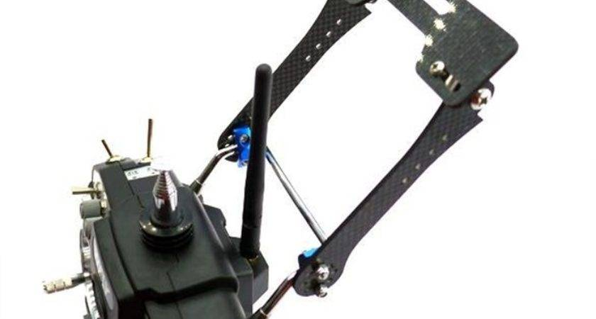 Glass Fiber Fpv Screen Display Monitor Mount Holder Support Stand