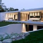 Glass Pavillion Sale Steve Hermann Modern Ranch Masterpiece
