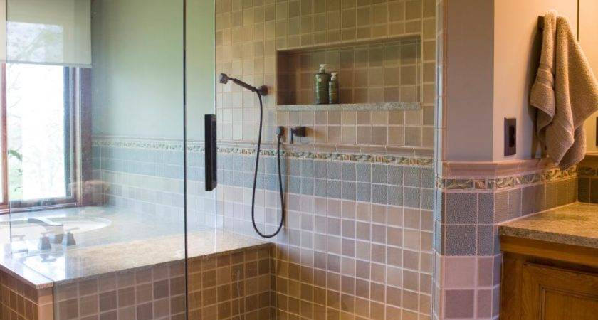 Glass Shower Bathroom Designs Decorating Ideas
