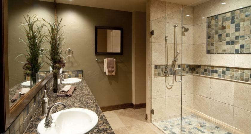 Glass Shower Bathroom Remodel Boston
