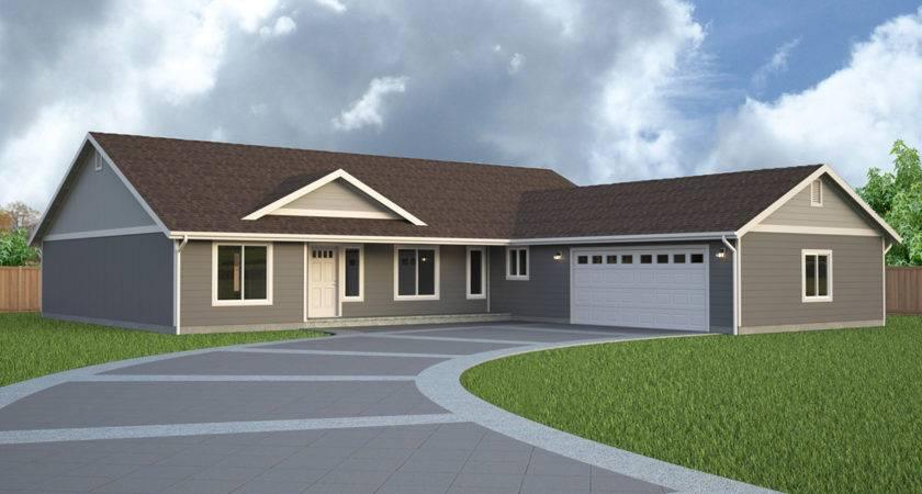 Glenhurst Home Plan True Built Pacific Northwest
