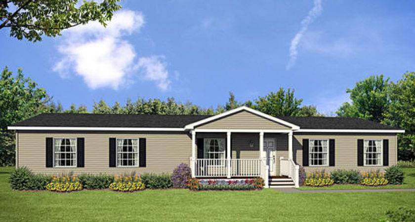 Glimpse Single Story Modular Home Floor Plan