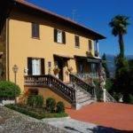 Glorious Ancient Villa Park Maggiore Lake Baveno