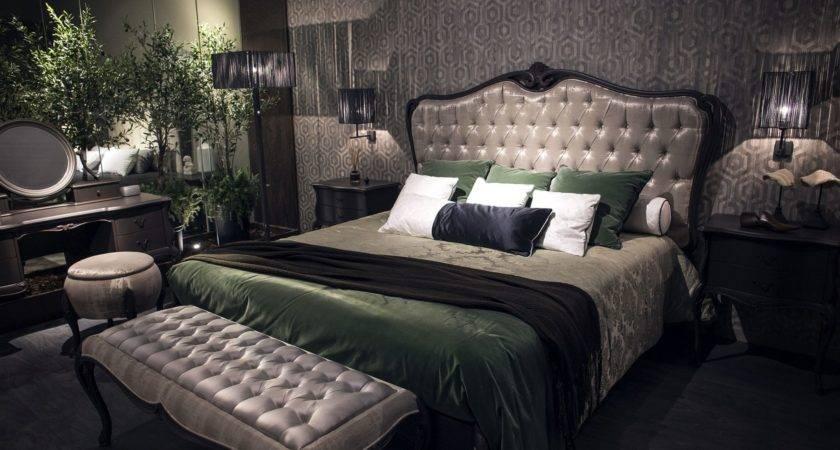 Gold Glitter Endless Luxury Opulent Bedrooms