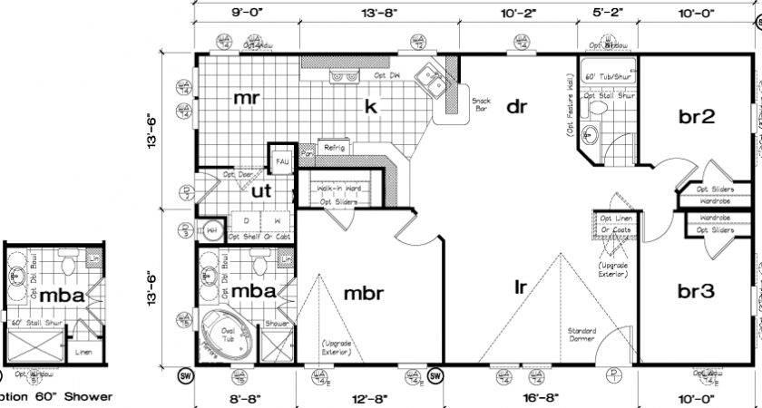 Golden West Exclusive Floorplans Starhomes Manufactured