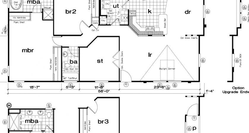 Golden West Kingston Millennium Floor Plans Starhomes