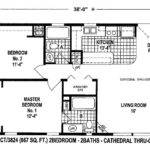Good Mobile Home Plans Double Wide Floor Bestofhouse