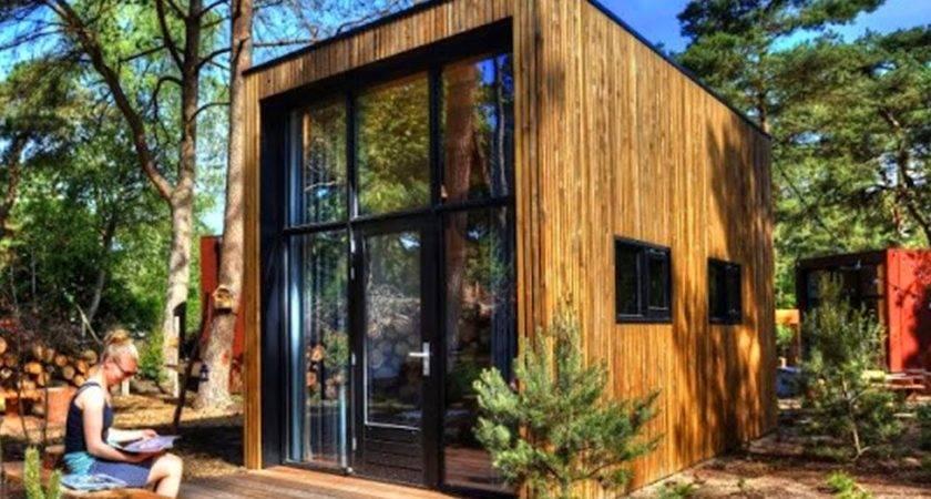 Gorgoeus Zanding Tiny House Netherlands Beautiful