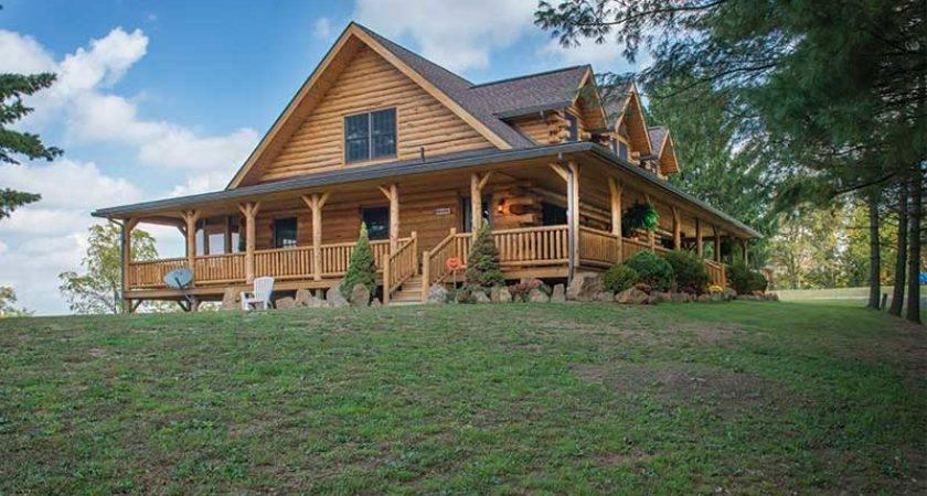 Grand Teton Floor Plan Walnut Valley Log Homes Llc