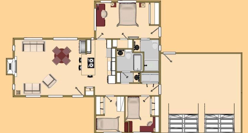 Grand Three Ton Big Cozy Home Plans