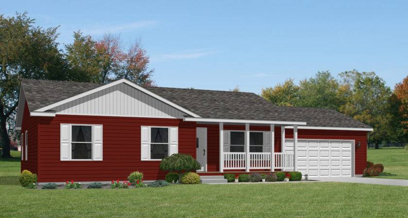 Grandville Modular Ranch Elmwood Find