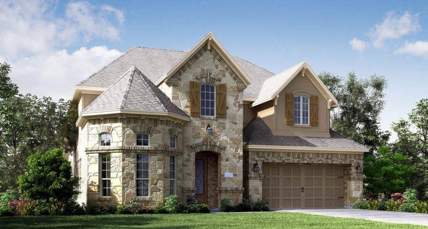Graystone Hills Heartland Wentworth Collections New Home