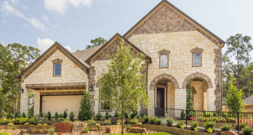 Graystone Hills Wentworth Collection New Home Community Conroe
