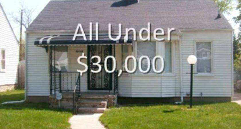 Great Detroit Homes Sale Under Video