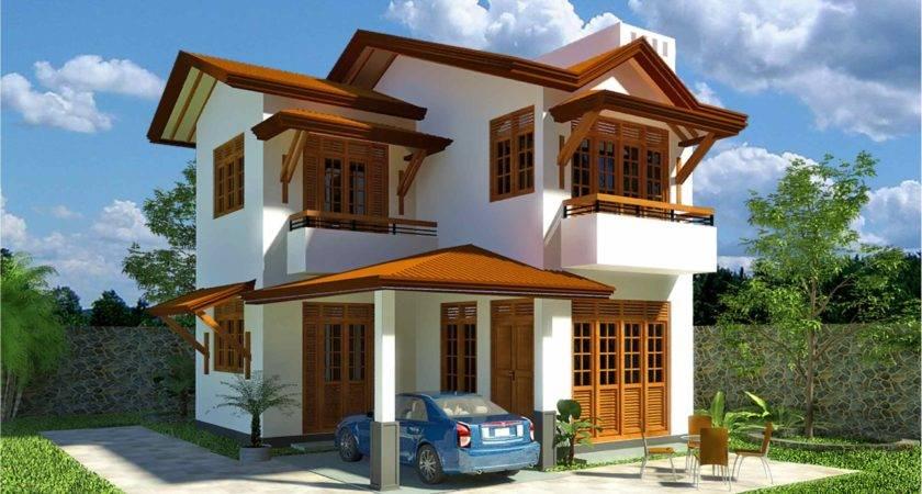 Great House Plans Designs Sri Lanka Design Within