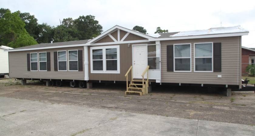 Great Mobile Manufactured Homes Porch Ideas