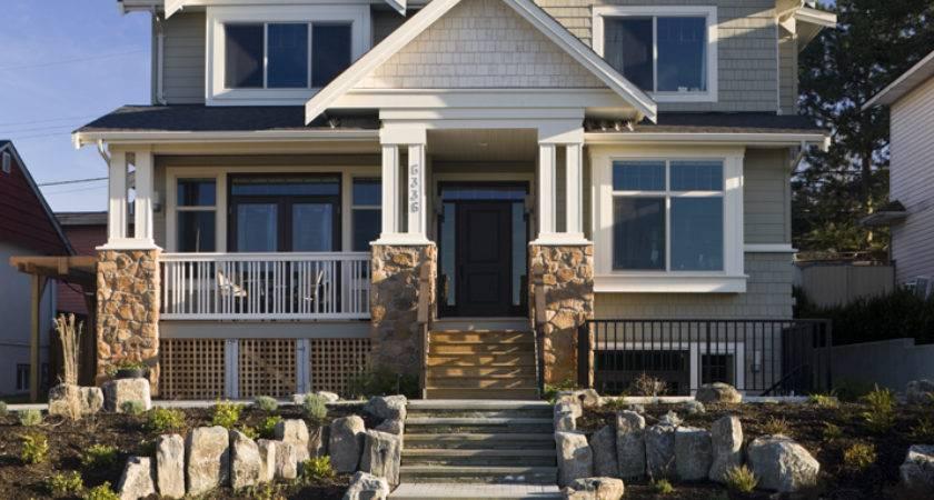 Green Built Leed Certified Home Burnaby Wallmark