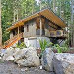 Green Prefab Eco Friendly House Designs Washington