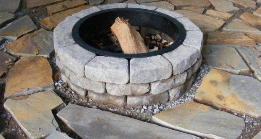 Guides Using Fire Pit Kit Lowes Stones Ring