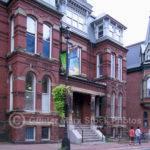 Halifax Nova Scotia Canada Red Brick Heritage Houses