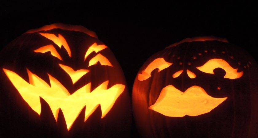 Halloween Pumpkins Aglow Weho