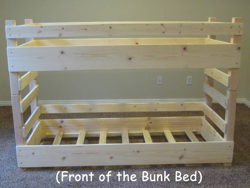 Hand Made Toddler Bunk Beds Lil Bunkers Have Question Just