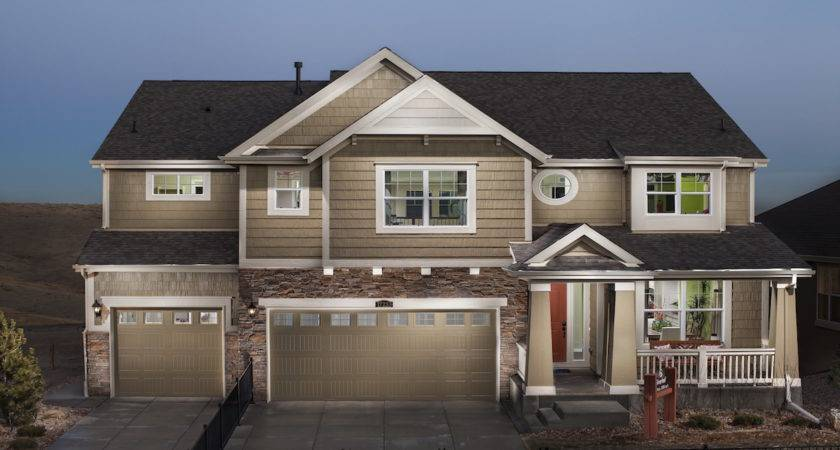 Has Communities New Homes Sale Across Denver Area