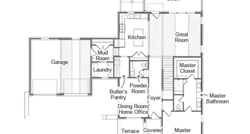 Hgtv Smart Home Rendering Floor Plan