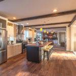 High End Amenities Palm Harbor Has Kitchen Looking