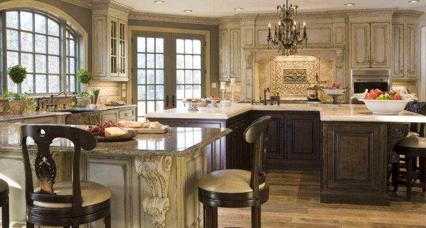 High End Kitchen Cabinets Design Ideas