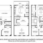 Highland Bedroom Floor Plans Regent Homes