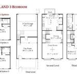 Highland Bedroomm Live Work Townhome Regent Homes