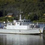 Hms Blyth Home After International Rescue Royal Navy